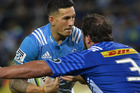 Sonny Bill Williams of the Blues during the Super Rugby match between DHL Stormers and Blues. Photo / Getty Images.