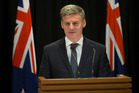 Bill English needs to articulate his vision for the future. Photo / Mark Mitchell
