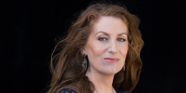Catherine Chidgey says she'd wrest a chunk of her home out of the bank's grip - or buy a ring. Photo / Supplied