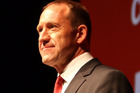 It wasn't surprising that Andrew Little's congress speech was strongly-focused on housing. Photo / Alison Bell