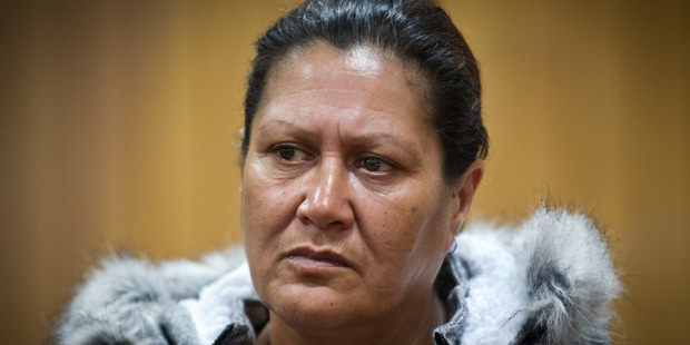 Loading Donna Catherine Parangi appears in the High Court at Rotorua. Photo/Stephen Parker