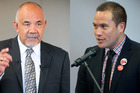 Te Ururoa Flavell and Tamati Coffey are going to make it an interesting campaign period. Photo/file
