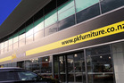 Retailer PK Furniture has gone into receivership. Photo / supplied