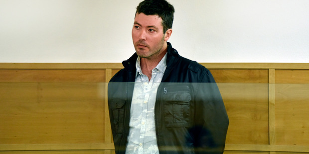 Tauranga gym instructor Ross Madden was sentenced  in the District Court at Tauranga yesterday. Photo/George Novak.