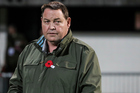All Blacks coach Steve Hansen spoke to the Telegraph's Mick Cleary. Photo / photosport.co.nz