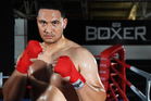 Junior Fa has a three-year contract to fight in the United States. Photo / photosport.nz