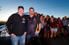 Geoff Tilyard, Greg Kroef and Bombay RFC members are taking drink-driving seriously.