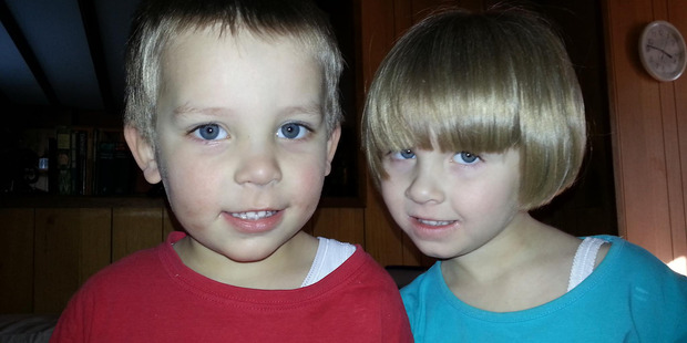 Loading Thomas Speath and Serena Speath disappeared with their mother, Jane Adare, on December 5, 2014. Photo/Facebook