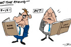 With the good times back, the job is much harder for Finance Minister. Illustration / Guy Body