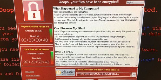 Frenchman claims cure for WannaCry-infected computers class=