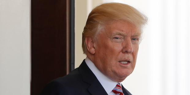 Loading US President Donald Trump says he is the victim of an unprecedented witch hunt. Photo / AP