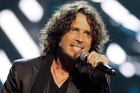 Chris Cornell performing on stage during Conde Nast's Fashion Rocks show in New York. Photo / AP