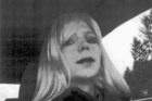 An undated file photo provided by the US Army shows Chelsea Manning.