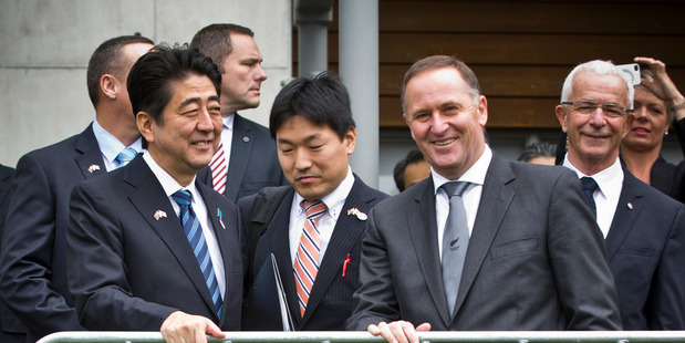 NZ, Japan committed to reviving TPP