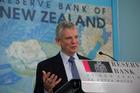 Reserve Bank Governor Graeme Wheeler. Picture / Mark Mitchell.