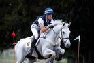 Olympic rider Clarke Johnstone and Balmoral Sensation. Photo / Christine Cornege