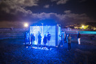 The LUX light festival in Wellington. CREDIT: Jeff McEwen. Free to use NZH 16May17 - Picture / Jeff McEwan