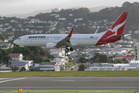Qantas operates 252 return services across the Tasman and says it is a step towards more seamless travel. Photo / Mark Mitchell