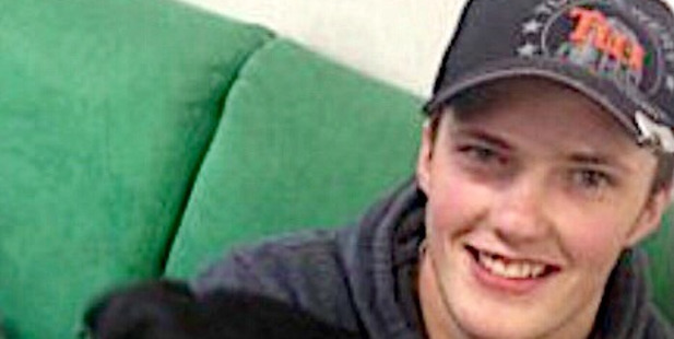 Daniel Baldwin died after suffering a head injury in last weekend's rugby game. Photo/supplied