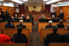 Maori Land Court sitting marking 150 years. Photo/File