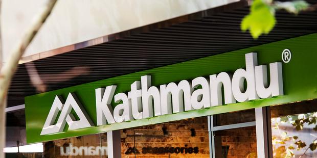 Kathmandu rose 3.7 per cent to $1.99. Photo / File