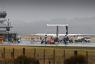 Hawke's Bay Airport was evacuated at the weekend after a bomb scare. Photo/File