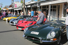 Flash cars are expected to line the streets this weekend as the Targa Rally returns to the Bay as a two-day stand alone event. Photo/ file.