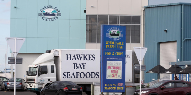 Hawke's Bay Seafoods is among a number of companies on trial in Wellington on charges laid by MPI.