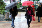 Umbrellas will be needed in Northland tonight with heavy rain and thunderstorms forecast.