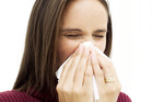 Almost 50 per cent of New Zealanders still don't cover their sneezes. Photo/File