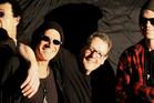 Tony Johns new band  Barelhouse. Photo/Supplied.