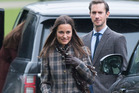 Pippa and James Matthews are going to have a Scottish theme to their wedding. Photo / Samir Hussein/WireImage