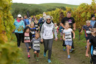 Thousands of people flocked to Hawke's Bay for the Air New Zealand Hawke's Bay International Marathon on Saturday. Photo/Duncan Brown