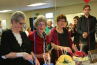 Triplets Mary Hortop, Liz Palmer and Rose Toms celebrated their 80th birthday on Saturday. Photo/Duncan Brown
