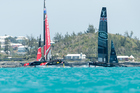 The Kiwis are the outsiders at the America's Cup. That should help them fly. Photo / Supplied