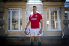 Lions captain Sam Warburton is injured and won't play for the Cardiff Blues before the tour. Photo / Photosport