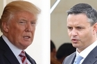 Greens Co-Leader James Shaw compares Donald Trump to Adolf Hitler on Back Benches