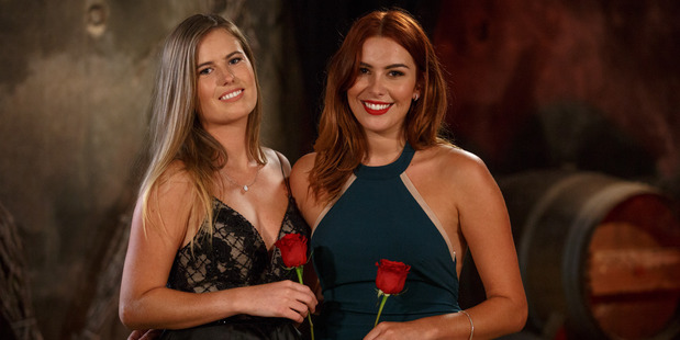 The final two who will compete in The Bachelor finale: Lily and Viarni.