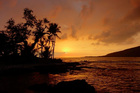 Kealakekua Bay sunset. Photo / Matt Roberts