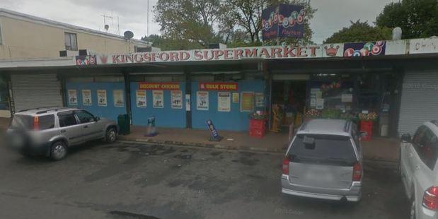 Four men have been arrested over the violent robbery at the Mangere dairy.