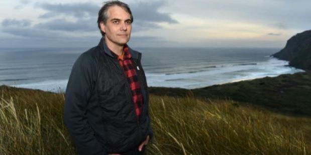 University of Otago reseacher Thomas Mattern warns that yellow-eyed penuins face a bleak future. Photo / Gregor Richardson