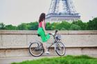 Paris sightseeing is easy by bike. Photo / 123RF