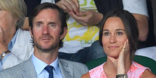 Loading James Matthews and Pippa Middleton will wed tomorrow. Photo/Getty Images