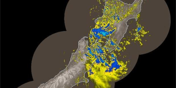 Loading Heavy rain has causes slips and flooding in parts of the country. Photo / Metservice