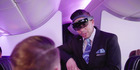 The possible new look for your Air New Zealand flight attendant. Photo / Supplied