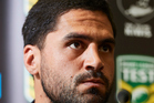 Suspended Kiwis captain Jesse Bromwich has only limited recollections of his night out in Canberra. Photo / Photosport.