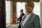 A scene from Netflix's House of Cards, which will begin its fifth season on May 30.