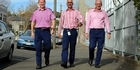 Watch: Men in Pink