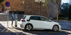 VW Golf Electric. Photo / Supplied
