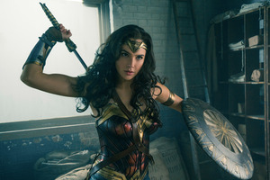 Gal Gadot stars in Wonder Woman, due to be released worldwide on June 2. Photo / Warner Bros. Entertainment via AP